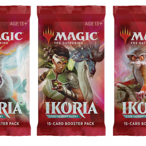 Ikoria 3x Boosters