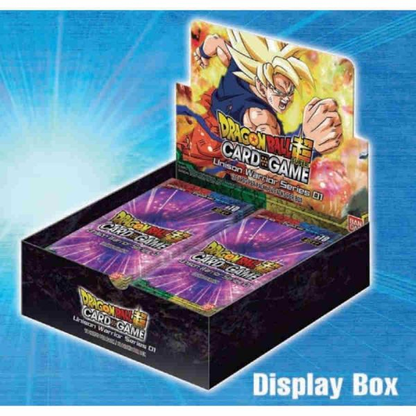 Rise of the Unison Warrior Booster Box