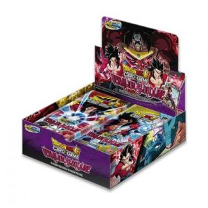 Unison Warrior Vermilion Bloodline Booster Box