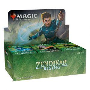 Zendikar Rising Draft Booster Box