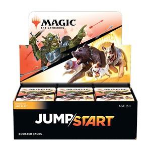 Jump Start Booster Box