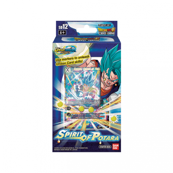 SD12 Spirit or Potara