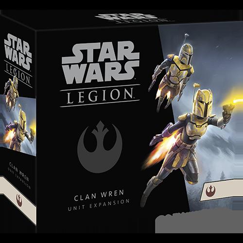 Clan Wren Expansion