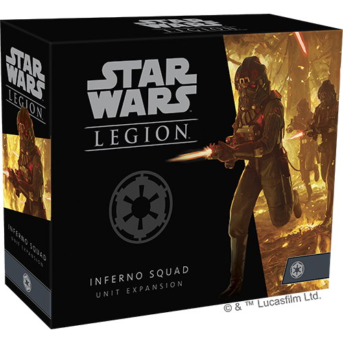 Inferno Squad Expansion