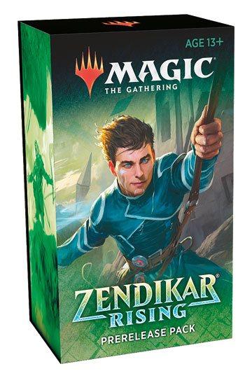 Zendikar Rising Pre Release